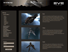 Tablet Preview of eve-pvp.ch